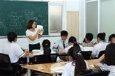 Débat sur l'éducation et le développement des ressources humaines
