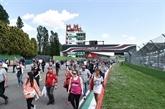 Mondiaux de cyclisme : le peloton sur l'autodrome d'Imola