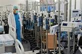 En Israël, des hôpitaux surchargés et un parking transformé en