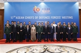 La 17e conférence des chefs des forces de défense de l'ASEAN