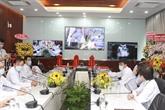 L'hôpital Cho Rây se connecte avec 300 points d'examens médicaux à distance