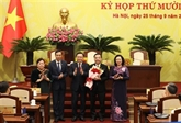 Hanoi a un nouveau président