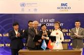 Signature d'un partenaire stratégique entre SOVICO et l'ONU