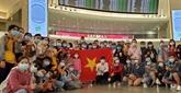 Rapatriement de 340 citoyens vietnamiens d'Israël