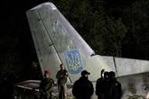 Ukraine : 22 morts dans le crash d'un Antonov militaire