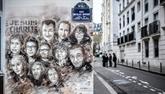 Attaque au hachoir à Paris : le principal suspect visait Charlie Hebdo et