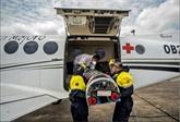 Coronavirus : l'avion-ambulance qui sauve des vies dans les contrées reculées du Pérou