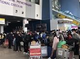 COVID-19 : rapatriement de plus de 270 Vietnamiens de Russie