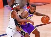 NBA : LeBron James marche sur Denver et envoie les Lakers en finale