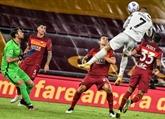 Italie : Ronaldo sauve la Juventus face à une belle Roma