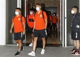 Chine : les footballeurs sortent enfin de leur bulle après 70 jours de confinement