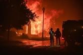 Californie : les célèbres vignobles de la Napa Valley en proie aux flammes