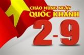 Félicitations au Vietnam à l'occasion de sa Fête nationale