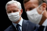 Virus : plan de relance en France, les États-Unis se préparent à un vaccin