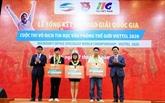 Trois étudiants vietnamiens participeront aux Microsoft Office World Champs
