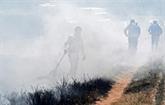 Paraguay : Asuncion envahie par des fumées de feux de forêts