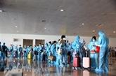 Plus de 250 Vietnamiens rapatriés de République de Corée