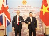 Renforcer le partenariat stratégique Vietnam - Royaume-Uni