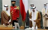 Koweït : un nouvel émir intronisé après la mort de cheikh Sabah