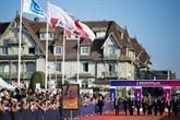 Ouverture du Festival de cinéma de Deauville