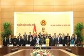 Rencontre des diplomates des pays de l'ASEAN et des observateurs de l'AIPA