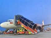 Vietjet lance ses propres services d'assistance en escale