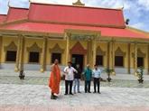 Kiên Giang : un bonze khmer au chevet des plus pauvres