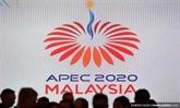 Le Sommet de l'APEC se tiendra en ligne le 4 décembre