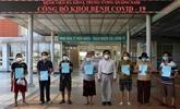 Coronavirus : 13 patients se rétablissent à Quang Nam