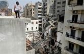 Poursuite des recherches dans un quartier sinistré de Beyrouth, possible survivant