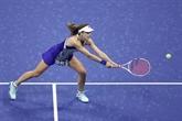 US Open : Cornet pour la première fois en 8es, Moutet stoppé net