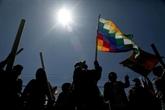 En Bolivie, la drôle de campagne présidentielle