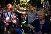 Portland : des militants nationalistes pleurent l'un des leurs