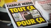 Charlie Hebdo : succès pour le numéro spécial procès, 200.000 exemplaires réimprimés