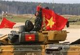 Army Games 2020 : le Vietnam obtient des résultats exceptionnels