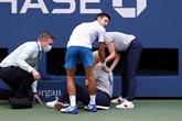 Séisme à l'US Open : Djokovic disqualifié pour un geste d'humeur