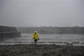 Le typhon Haishen en République de Corée après avoir sévi au Japon