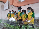 Le club de science animale où la passion de l'agriculture déploie ses ailes