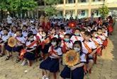 Rentrée scolaire : allègement du programme scolaire pour dix matières