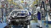 L'industrie représentera plus de 40% du PIB vietnamien en 2030