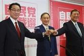 Japon : top départ de la campagne électorale pour succéder à Shinzo Abe