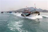 Les actions du Vietnam dans la lutte contre la pêche illicite