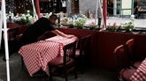La pression monte pour que les restaurants de New York puissent servir en intérieur