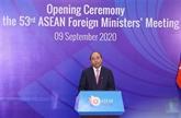 Le PM exhorte l'ASEAN à maintenir sa solidarité et à persister dans sa voie