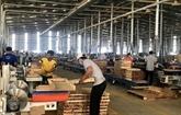 Les exportations de produits sylvicoles en hausse