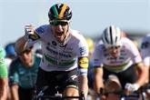 Tour de France : Sam Bennett au sprint remporte l'étape des îles