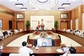 La 48e réunion du Comité permanent prévue du 10 au 18 septembre