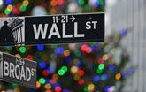 Wall Street termine 2020, une année faste et tumultueuse, sur des records