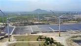 Ninh Thuân s'efforce de devenir le centre des énergies renouvelables du Vietnam