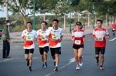 Près 400 coureurs participent au marathon Mui Né Dunes à Binh Thuân